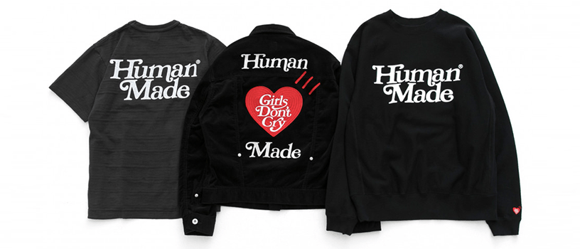 【3月27日(水)~】HUMAN MADE®︎ & Girls Don't Cry. ISETAN MEN'S POP UP