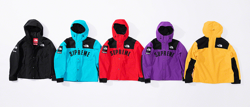 【3月30日(土)】Supreme 2019SS Week5(Supreme × THE NORTH FACE)