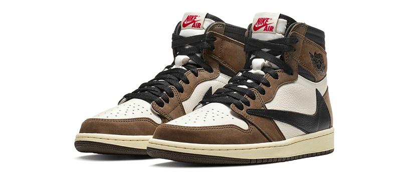 "【5月11日(土)】NIKE AIR JORDAN 1 HIGH OG ""TRAVIS SCOTT"""