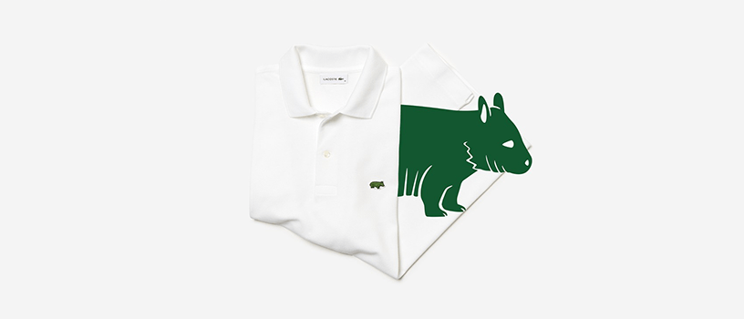 【5月22日(水)~】LACOSTE x SAVE OUR SPECIES