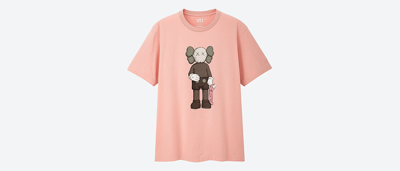 【6月7日(金)~】UT KAWS:SUMMER UNIQLO 2019 Spring/Summer
