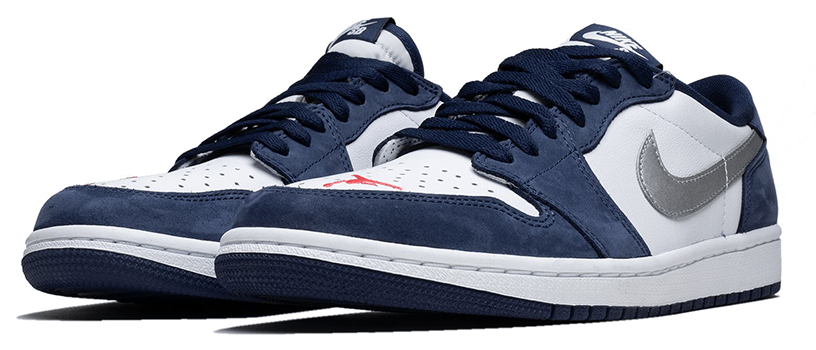 "【6月15日(土)~】NIKE SB x AIR JORDAN 1 LOW ""MIDNIGHT NAVY"""