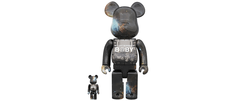 【7月発売予定】MY FIRST BE@RBRICK B@BY SPACE Ver.