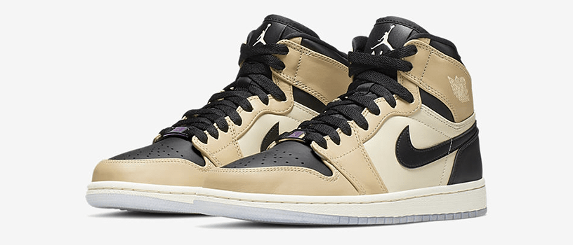 "【8月1日(木)】NIKE WMNS AIR JORDAN 1 RETRO HIGH PREMIUM ""FOSSIL"""