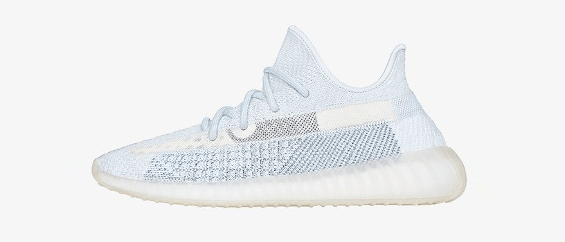 "【9月21日(土)】adidas YEEZY BOOST 350 V2 ""CLOUD WHITE"""