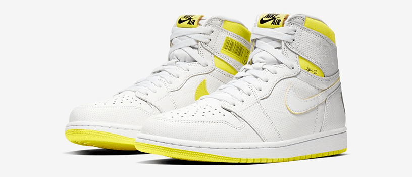 "【9月26日(木)】NIKE AIR JORDAN 1 ""FIRST CLASS"""