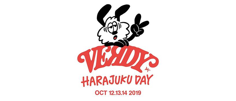 【10月13日(日)~】VERDY HARAJUKU DAY