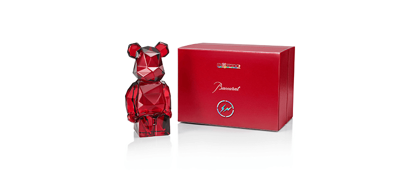 【10月18日(金)】BE@RBRICK fragmentdesign POLYGON RED