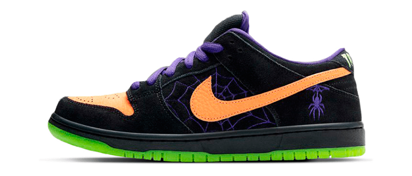"【10月31日(木)】NIKE SB DUNK LOW ""NIGHT OF MISCHIEF"""