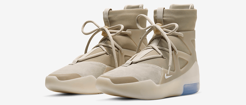 "【11月23日(土)】NIKE AIR FEAR OF GOD 1 ""OATMEAL"""