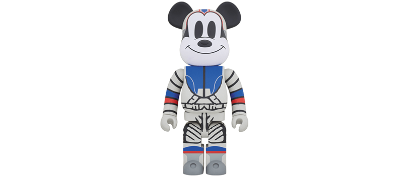 【11月9日(土)】BE@RBRICK BILLIONAIRE BOYS CLUB MICKEY MOUSE