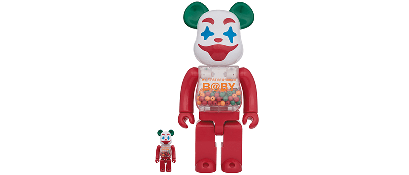 【12月7日(土)12時~】MY FIRST BE@RBRICK B@BY Jester Ver.