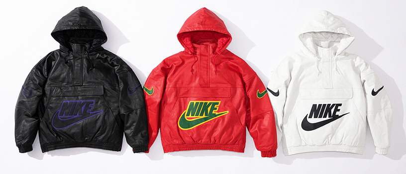 【11月30日(土)】Supreme 2019 FW week14(Supreme × NIKE)