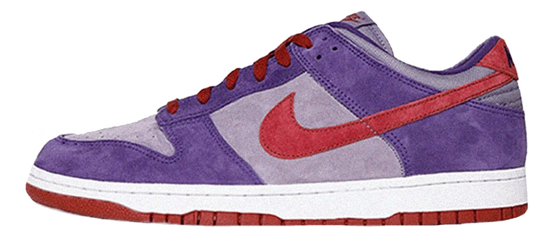 "【2月7日(金)】NIKE DUNK LOW ""PLUM"""