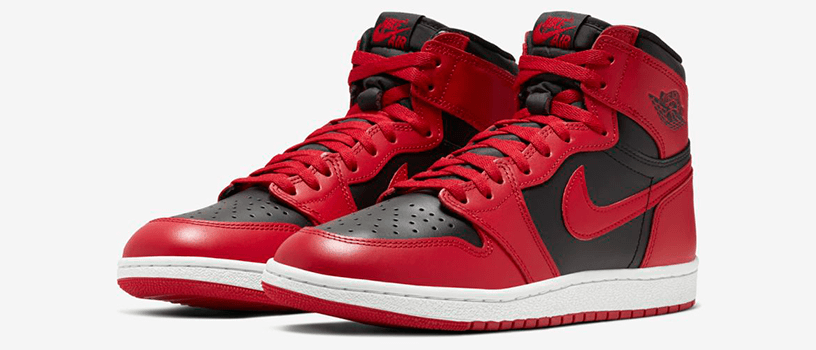 "【2月8日(土)~】NIKE AIR JORDAN 1 HIGH '85 ""VARSITY RED"""