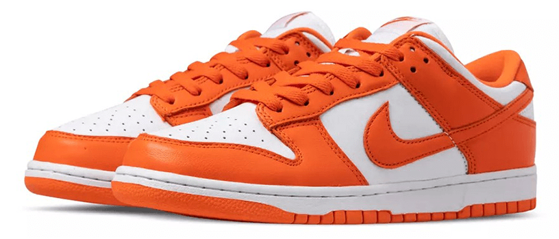 "【近日発売予定】NIKE DUNK LOW ""SYRACUSE"""
