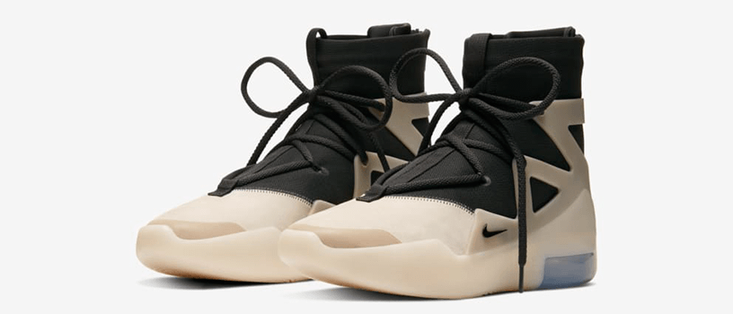 "【抽選:7月8日(水)まで】NIKE AIR FEAR OF GOD 1 ""STRING"""