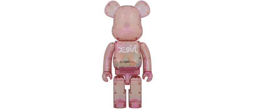 【5月16日(土)】BE@RBRICK X-girl 2020