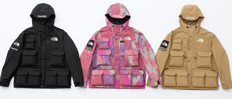 【5月23日(土)】Supreme 2020SS Week13(Supreme × THE NORTH FACE)