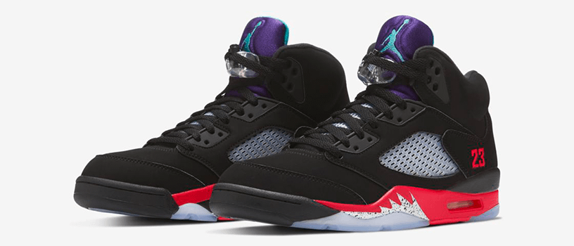 "【6月13日(土)】 NIKE AIR JORDAN 5 RETRO ""TOP 3"""