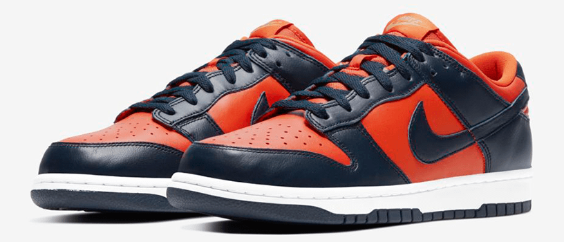"【抽選:7月2日(木)まで】NIKE DUNK LOW ""CHAMP COLORS"""