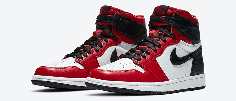 "【8月6日(木)】NIKE WMNS AIR JORDAN 1 HIGH OG ""SATIN RED"""