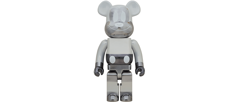 【8月8日(土)】BE@RBRICK fragmentdesign MICKEY MOUSE REVERSE Ver.