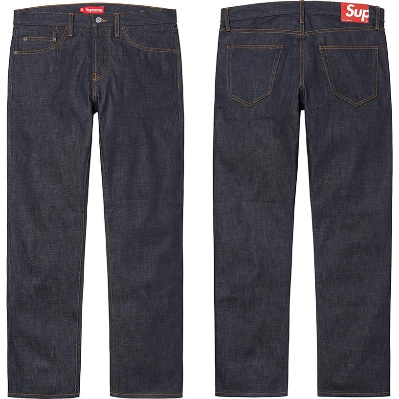 Rigid Slim Jean