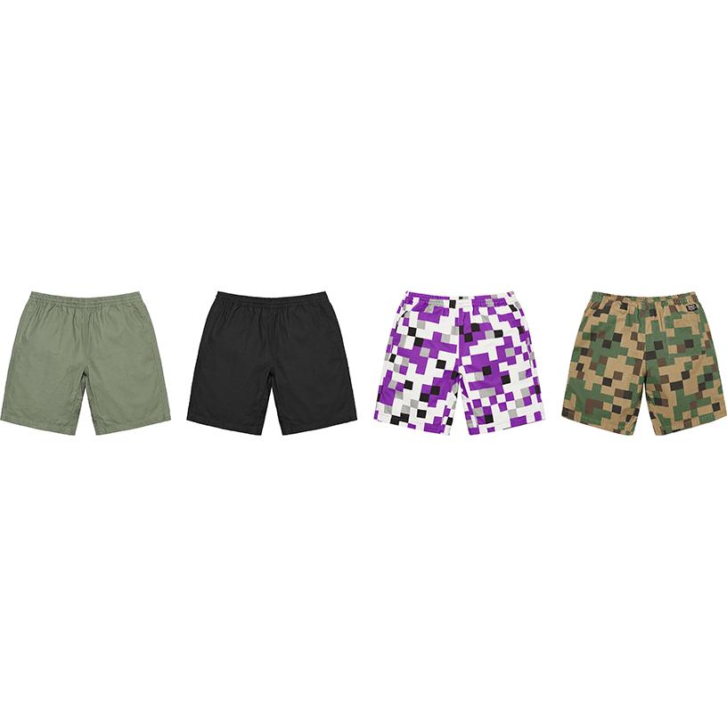 Military Twill Short