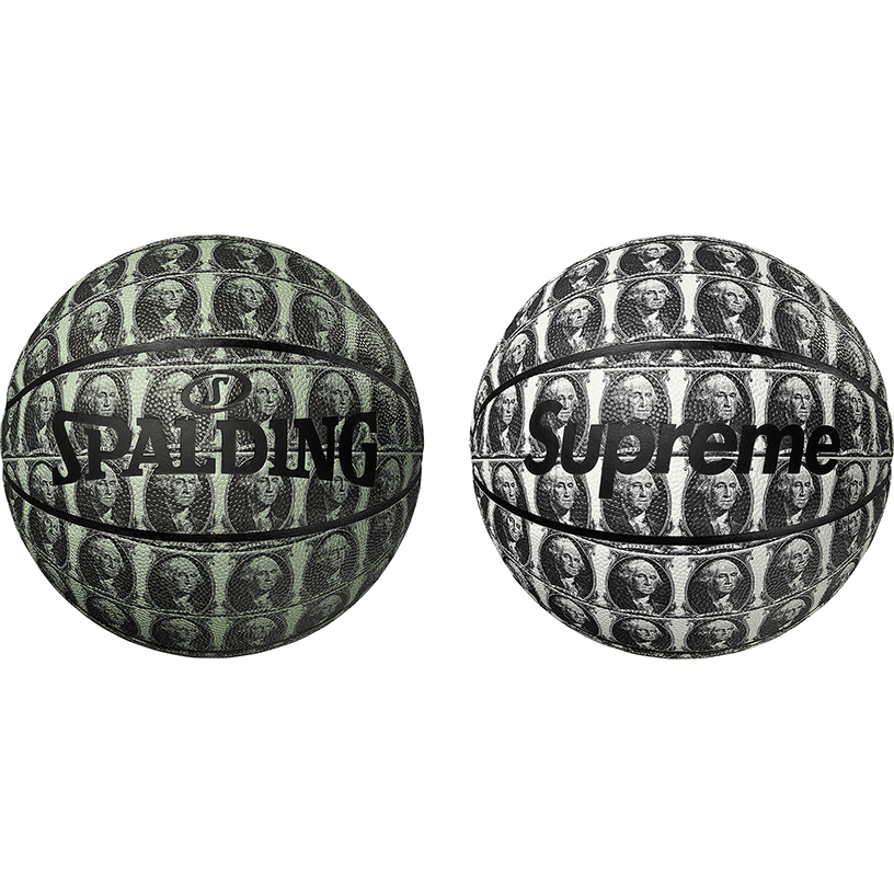 Supreme®/Spalding® Washington Basketball