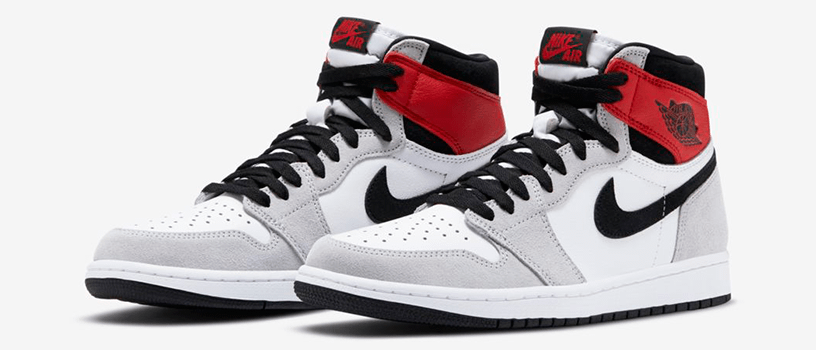 "【9月4日(金)】NIKE AIR JORDAN 1 RETRO HIGH OG ""SMOKE GREY"""