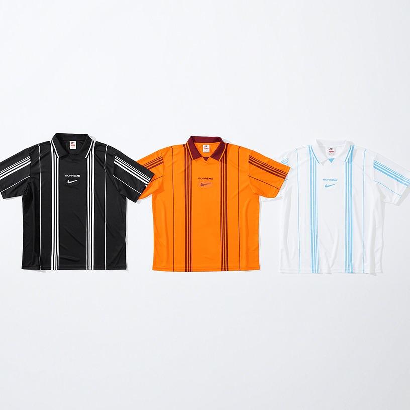Supreme®/Nike®  Jewel Stripe Soccer Jersey