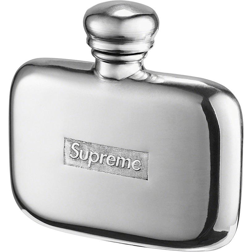 Pewter Mini Flask
