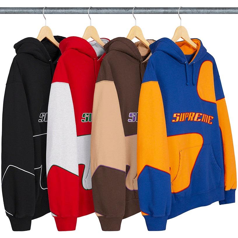 Big S Hooded Sweatshirt