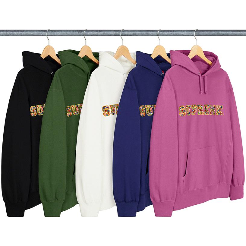 Jewels Hooded Sweatshirt