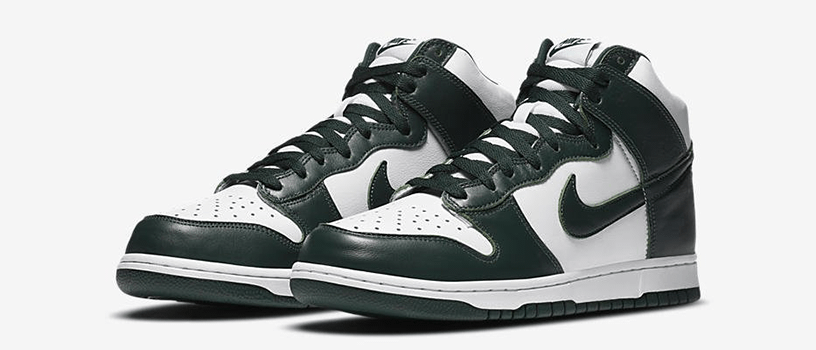 "【抽選:9月20日(日)まで】NIKE DUNK HIGH SP ""PRO GREEN"""