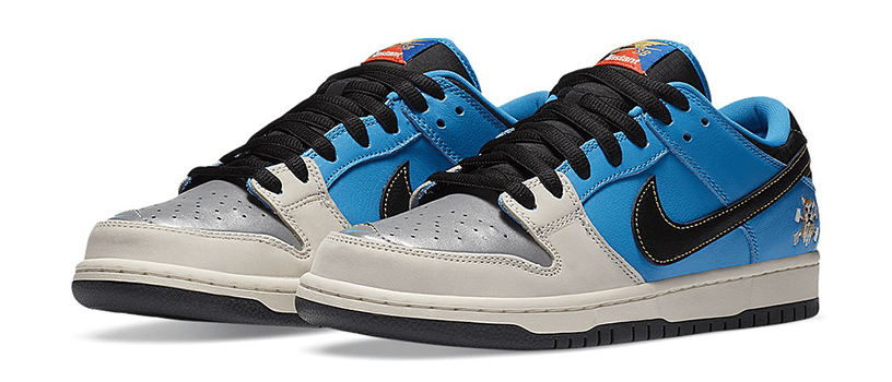 【抽選:10月7日(水)12時~】NIKE SB DUNK LOW x INSTANT SKATEBOARDS