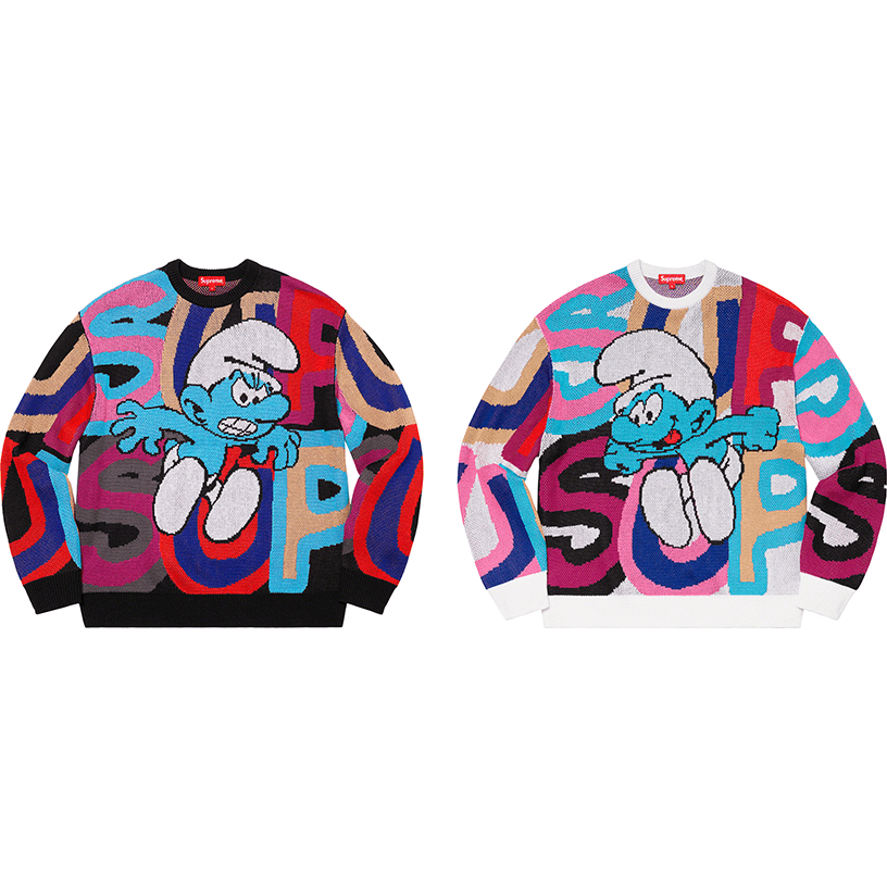 Supreme®/Smurfs™ Sweater