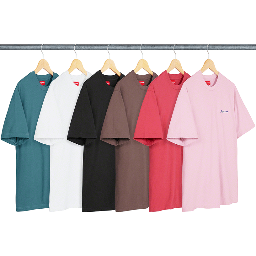 Washed S/S Tee