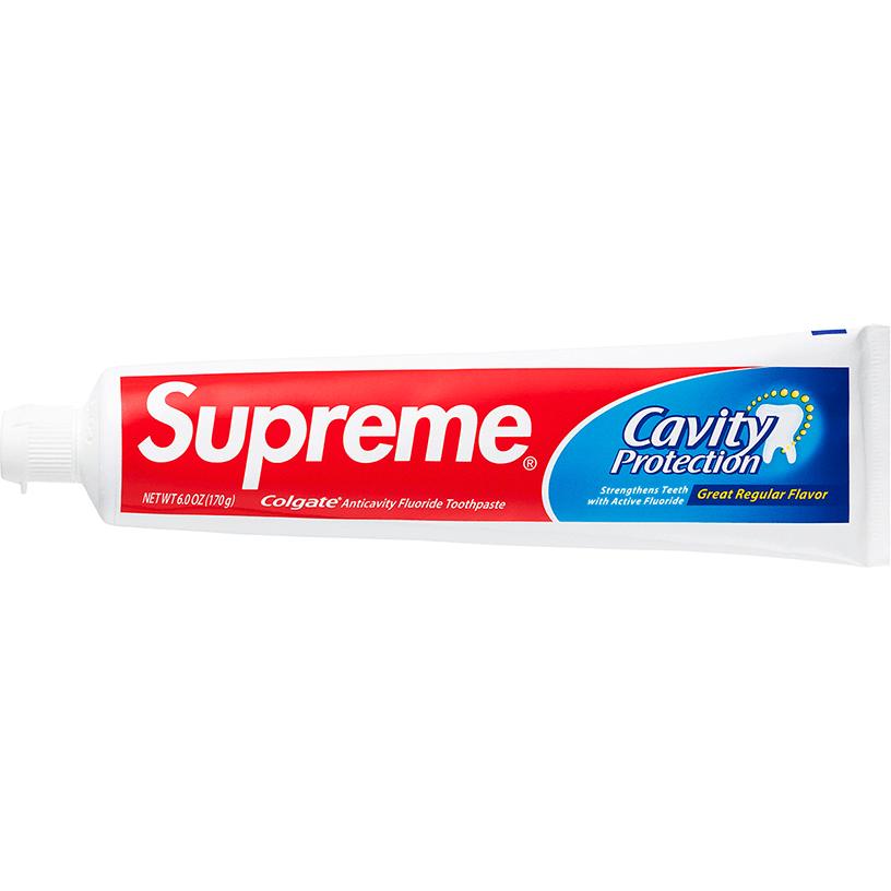 Supreme®/Colgate® Toothpaste