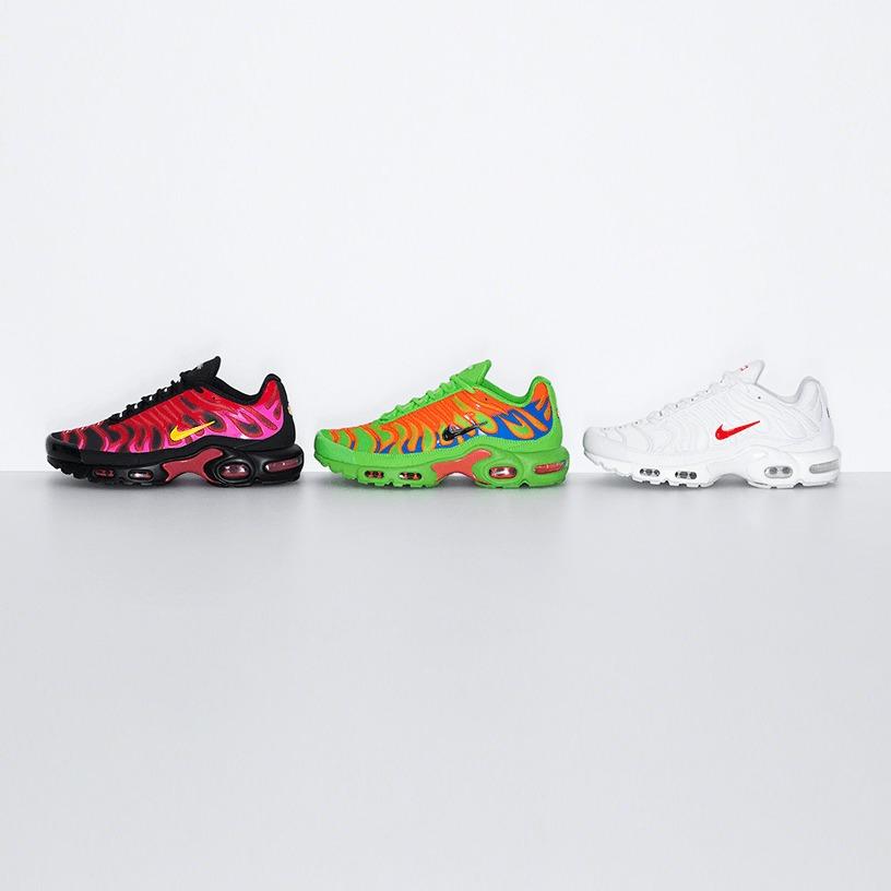 Supreme®/Nike® Air Max Plus