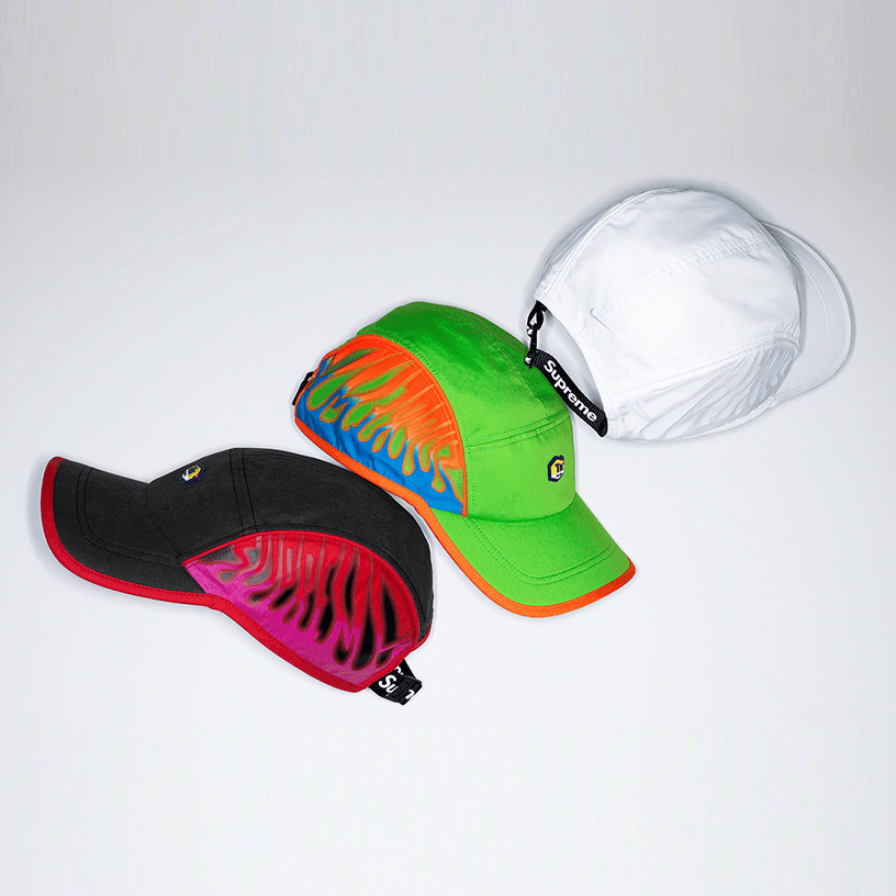Supreme®/Nike® Air Max Plus Running Hat (White)
