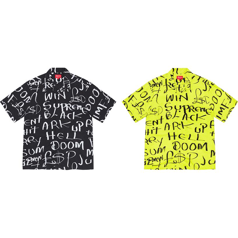 Black Ark Rayon S/S Shirt