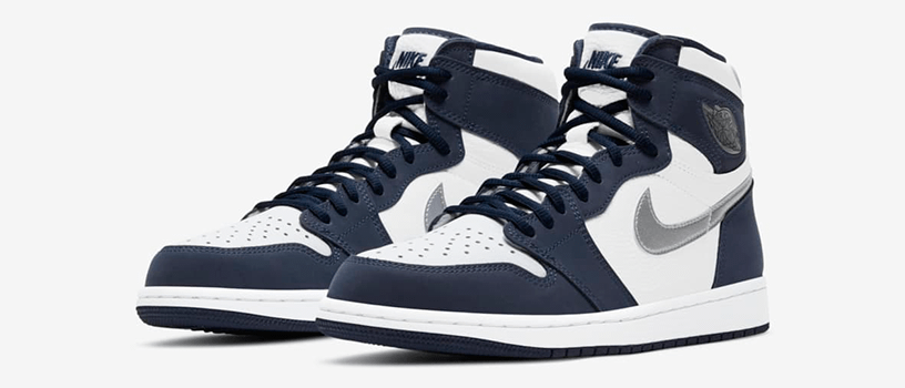 "【10月31日(土)】NIKE AIR JORDAN 1 HIGH OG CO.JP ""MIDNIGHT NAVY"""