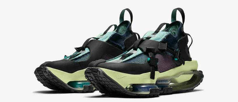 "【10月23日(金)】NIKE ISPA ZOOM ROAD WARRIOR ""CLEAR JADE"""