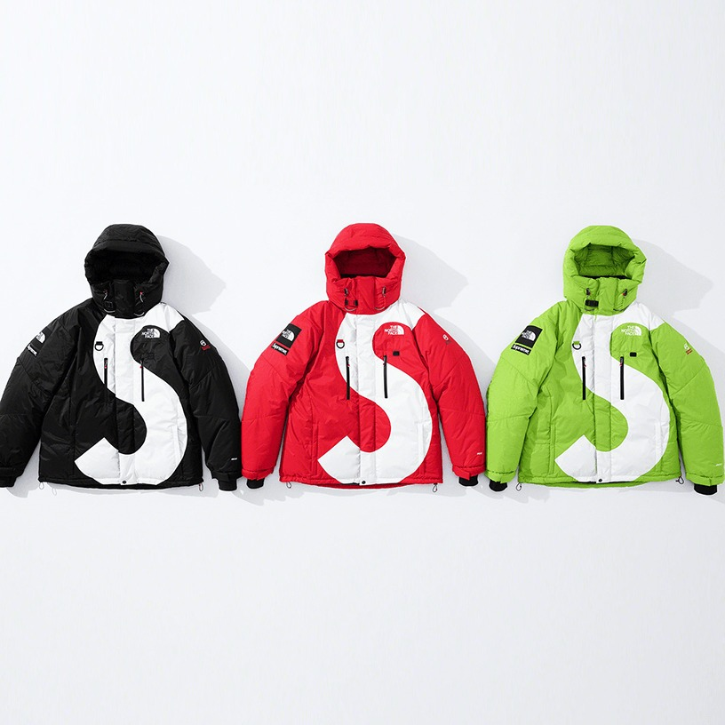 Supreme®/The North Face® S Logo Himalayan Parka