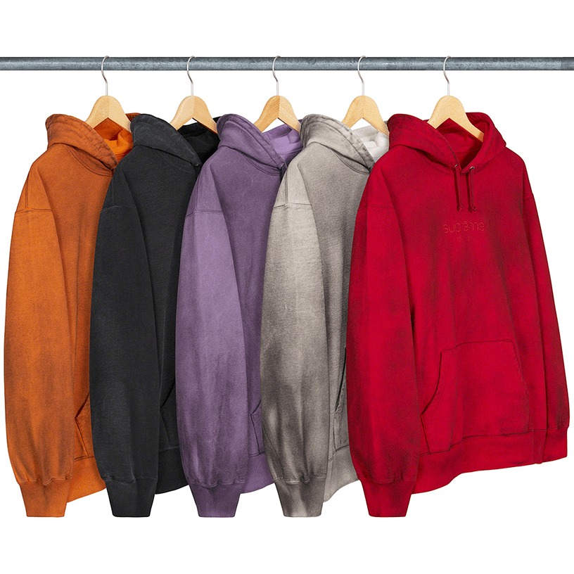 Spray Hooded Sweatshirt