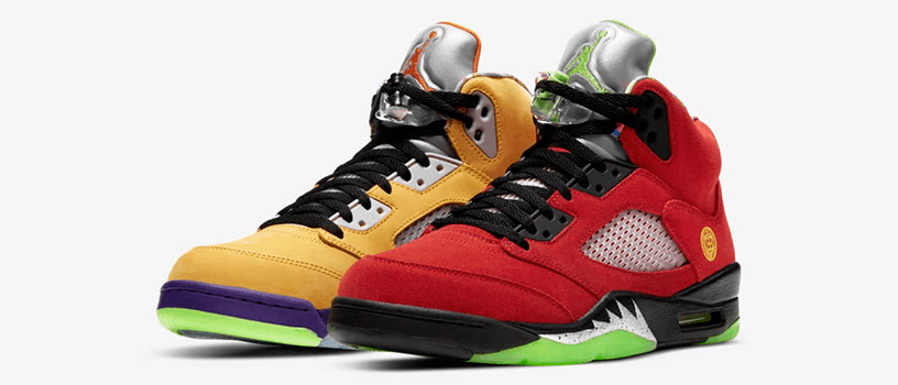 "【11月7日(土)】NIKE AIR JORDAN 5 ""WHAT THE"""