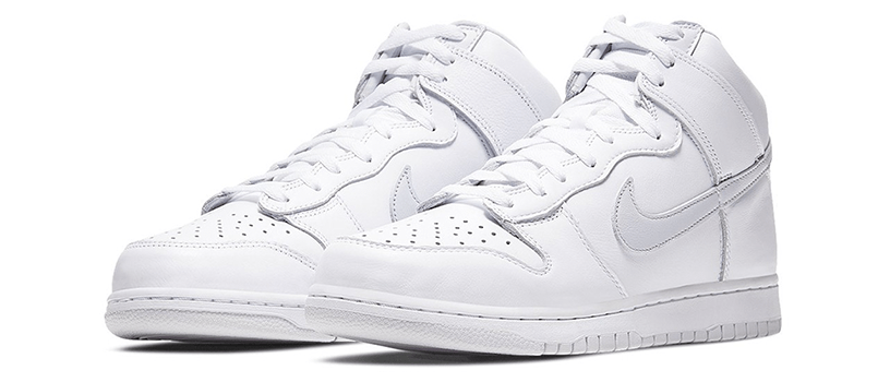 "【抽選:11月15日(日)まで】NIKE DUNK HIGH SP ""PURE PLATINUM"""