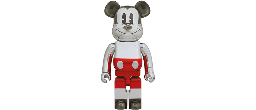 【抽選:11月15日(日)まで】BE@RBRICK FUTURE MICKEY(2nd COLOR Ver.)